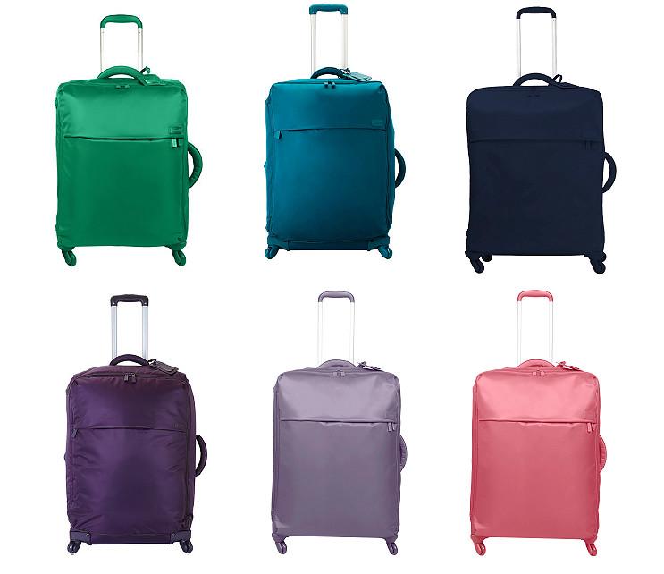Lipault Plume Spinner Carry On Bags