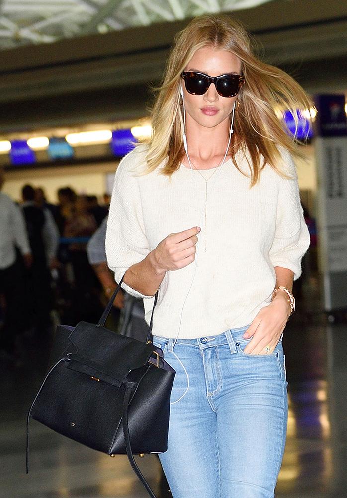 sacs celine - This Week, Chanel's Bags Continue to Dominate Celeb Handbag Tastes ...