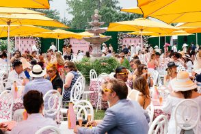 The Bags and Style of the 2016 Veuve Cliquot Polo Classic