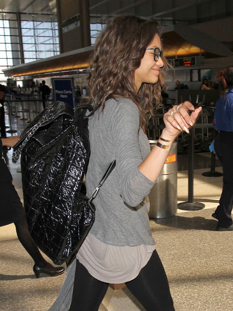 Zendaya-Chanel-Backpack-Maybe