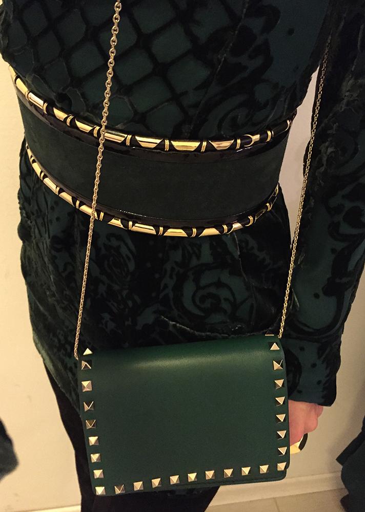 tPF Member: Ianchi Bag: Valentino Rockstud  Convertible Crossbody Bag Shop: $1,195 via Nordstrom