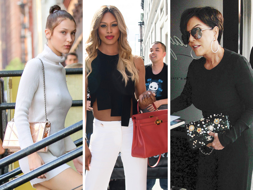 Celebrity Designer Bags July 5