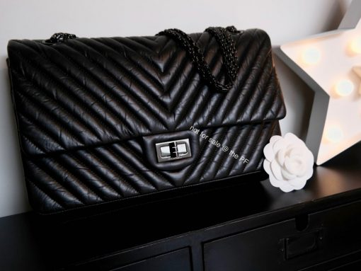 Chanel-Chevron-Reissue-Flap-Bag