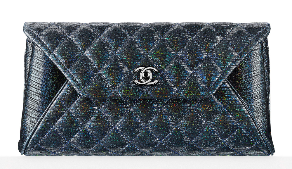 Chanel-Glittered-Leather-Clutch-2400