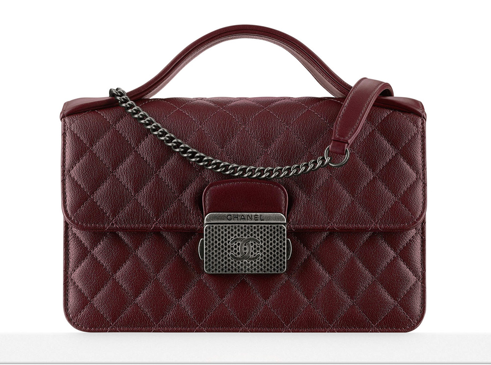Chanel-Goatskin-Top-Handle-Flap-Bag-2900