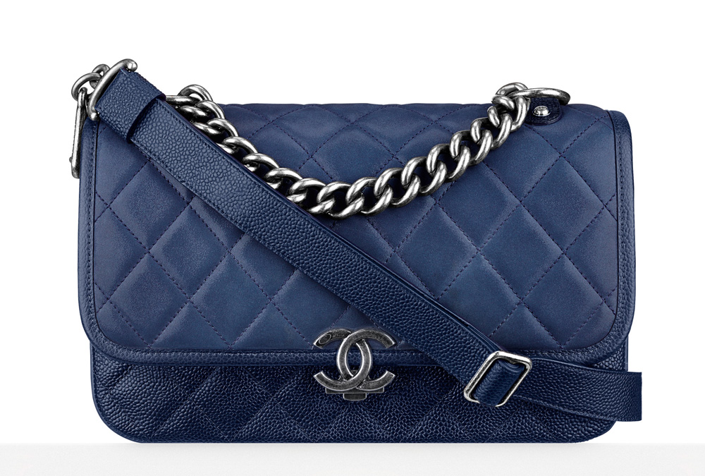 Chanel-Messenger-Bag-Blue-3500
