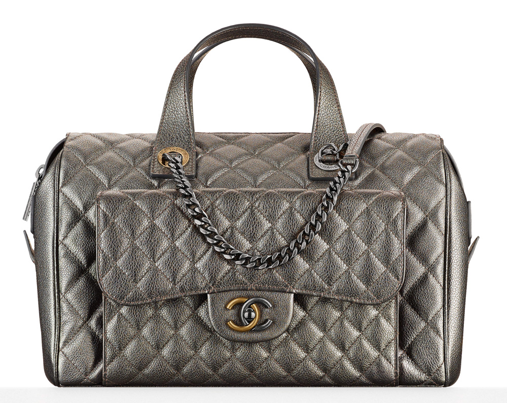 Chanel-Metallic-Bowling-Bag-3700