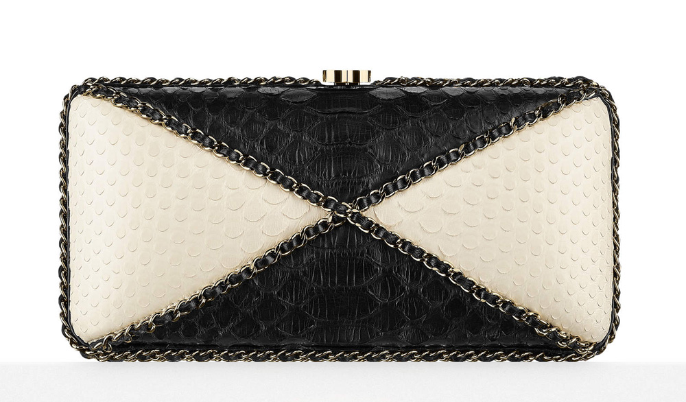 Chanel-Python-Evening-Bag-5500
