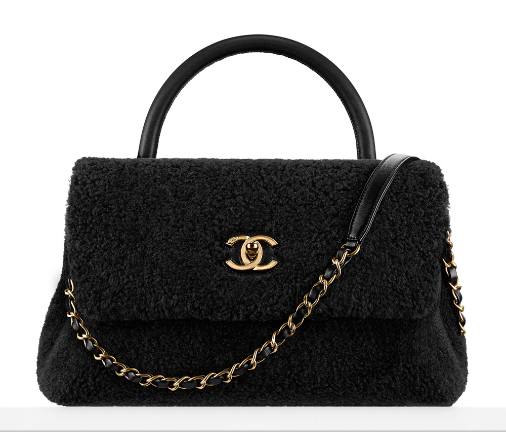 Chanel-Shearling-Top-Handle-Flap-Bag-3700