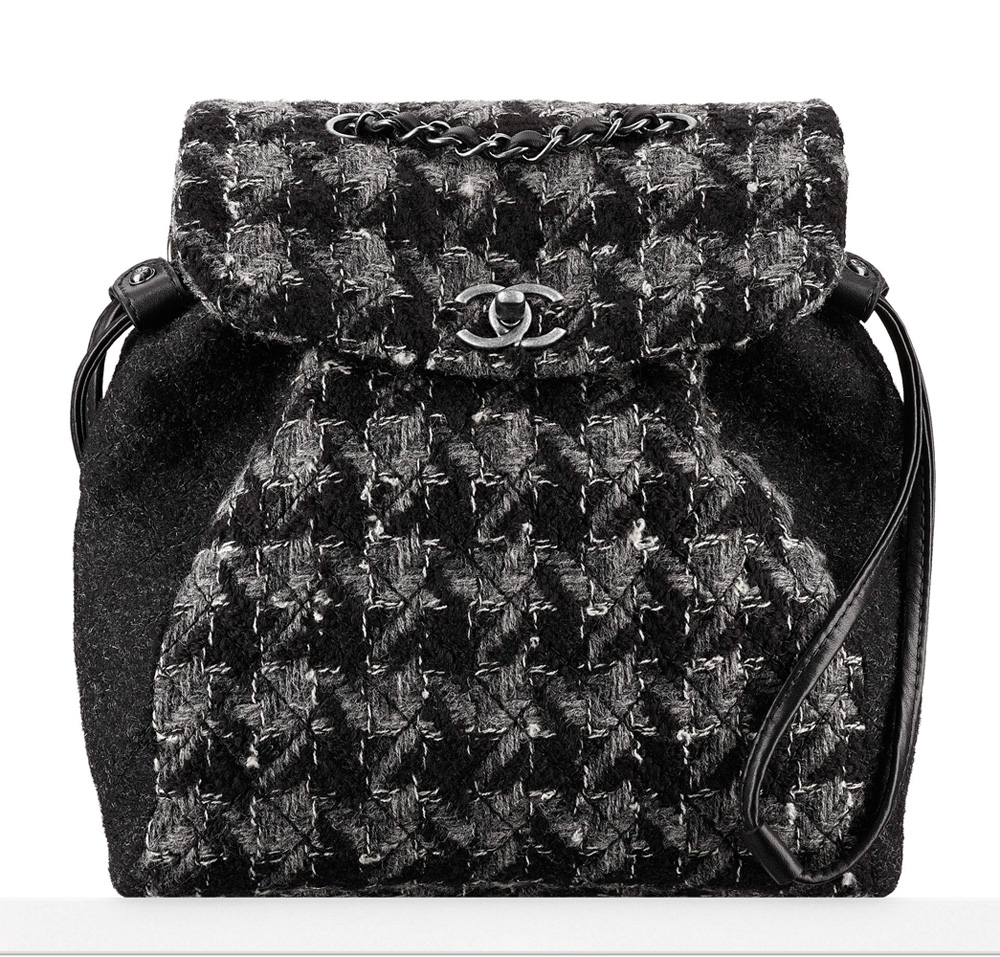 Chanel-Tweed-Backpack-3100