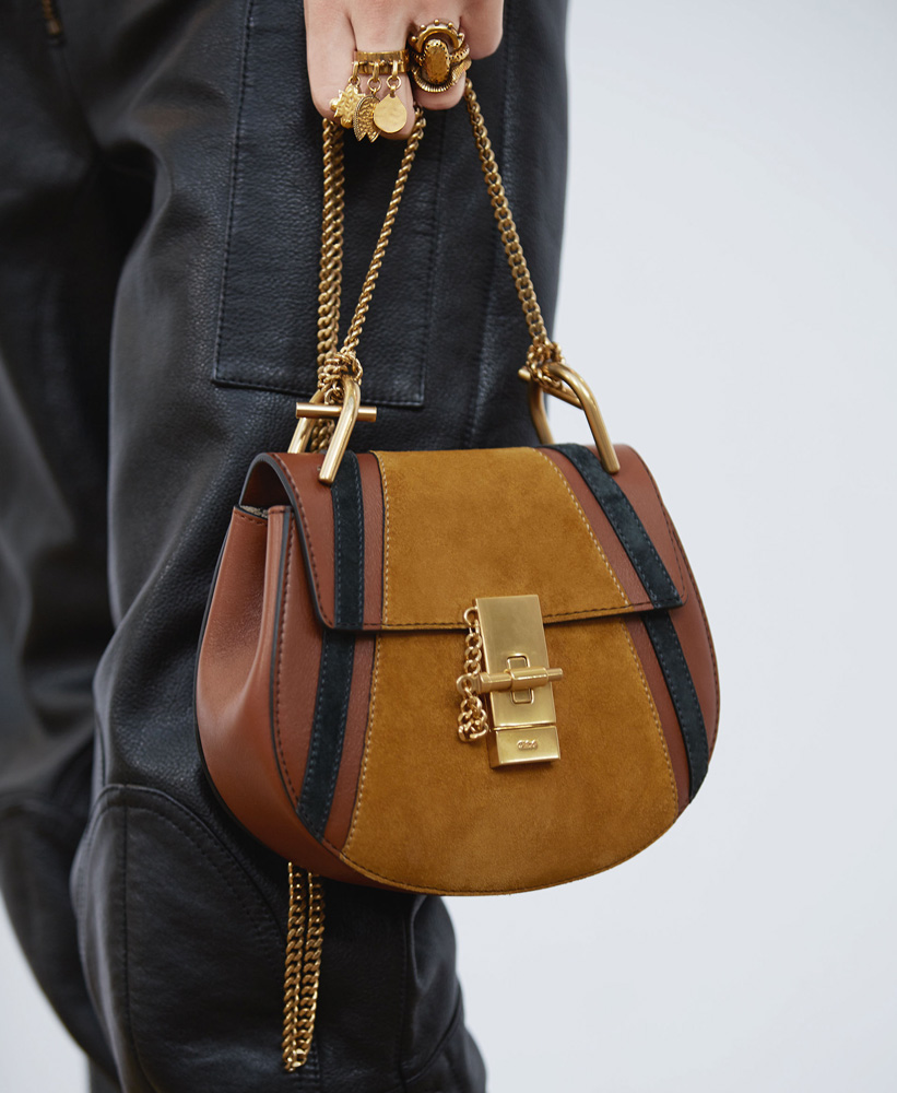 chloe replica shoes - Check Out Chlo��'s Totally Lovely Fall 2016 Accessories Lookbook ...