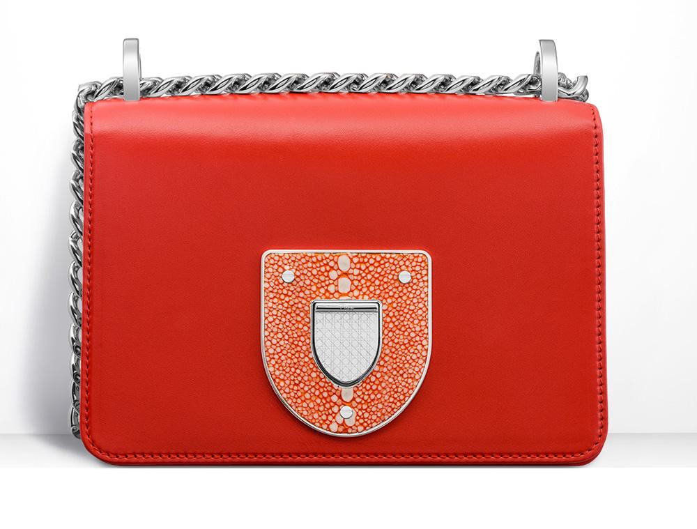 Dior-Diorama-Club-Bag-Orange