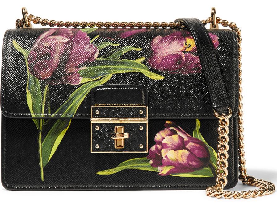 Dolce-and-Gabanna-Rosalia-Floral-Shoulder-Bag