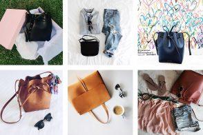 Bucket Bags Galore: Check Out Instagram's Best Mansur Gavriel Bag Pics