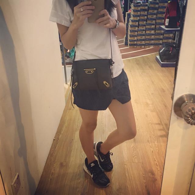 tPF Member: Jesstob  Bag: Balenciaga Metal Edge Crossbody Bag  Shop: Similar styles via Balenciaga
