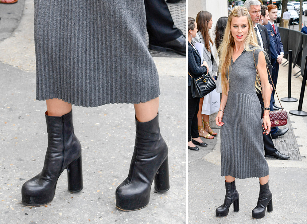 Laura-Bailey-Vetements-Platform-Boots