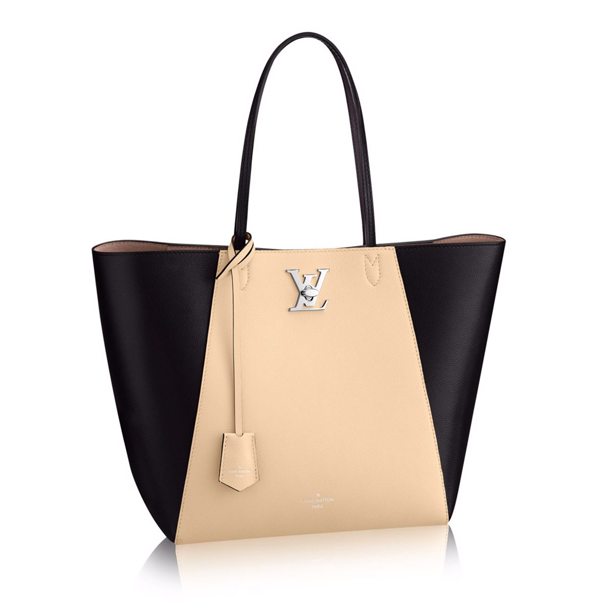 The Louis Vuitton Lockme Cabas is a Luxurious Everyday ...