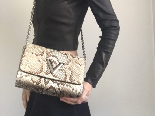 Louis-Vuitton-Python-Twist-Bag