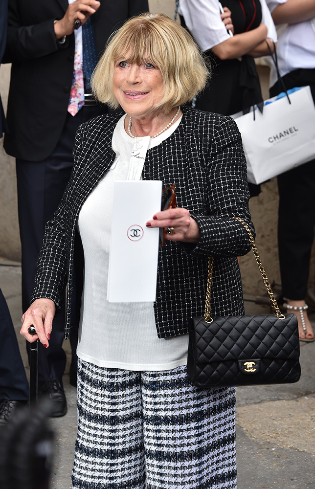 Marianne-Faithful-Chanel-Classic-Flap-Bag