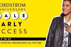 Get Early Access to the Nordstrom Anniversary Sale Now with Your Nordstrom Credit Card!
