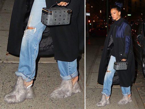 Rihanna-Maison-Margiela-Fur-Slides