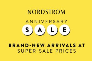 Now's the Time: The Nordstrom Anniversary Sale 2016 is Open to Everyone!