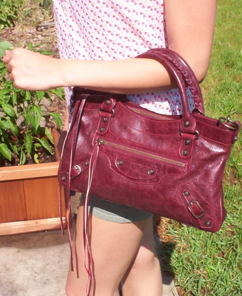 tPF Member: PupsterPurse Bag: Balenciaga First Bag  Shop: $1,835 via Barneys