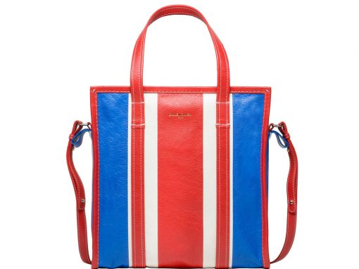 Balenciaga-Bazar-Shopper-S-Tote-Red-Stripe