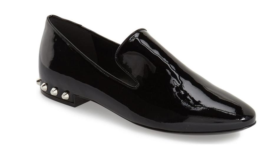 Balenciaga Studded Loafer