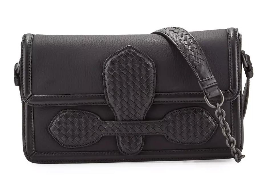 Bottega-Veneta-Half-Flap-Shoulder-Bag