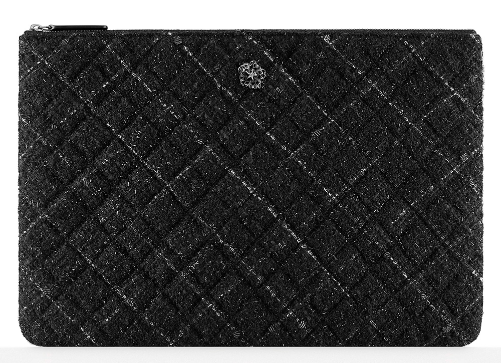 Chanel-Large-Tweed-Pouch-925