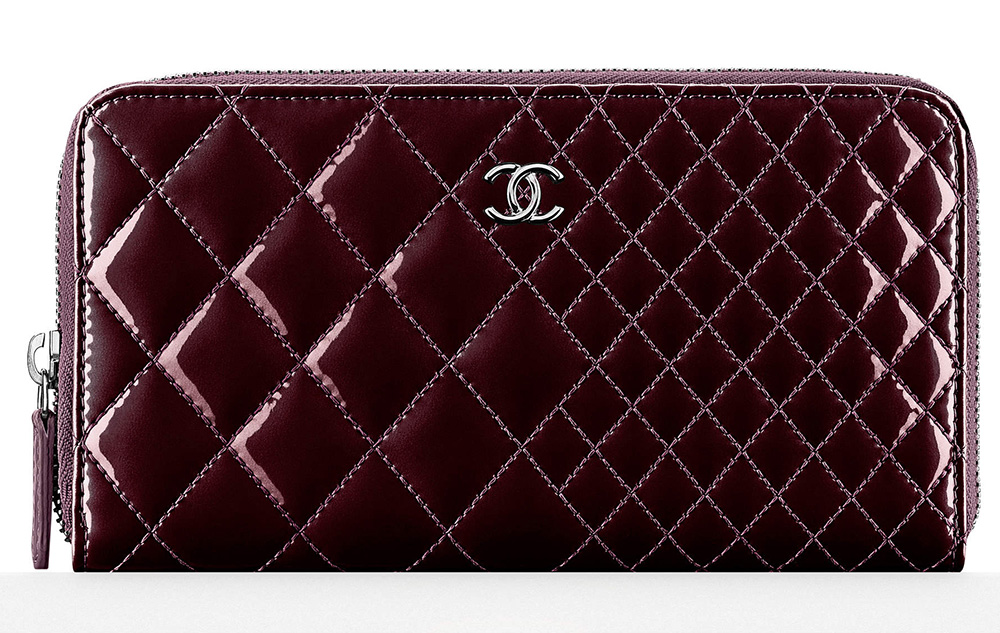 Chanel-Patent-Zipped-Wallet-925