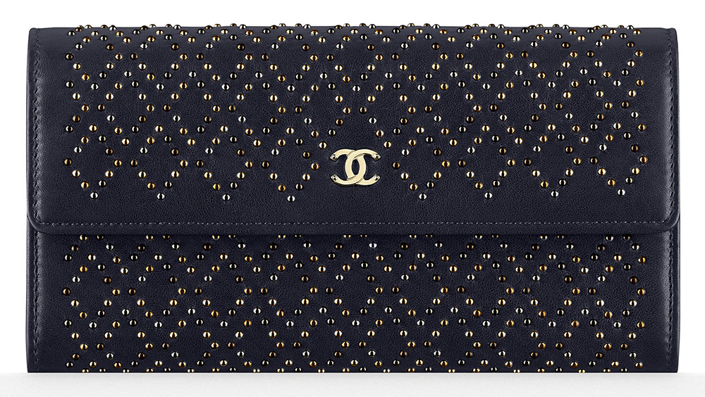 Chanel-Studded-Flap-Wallet-1100