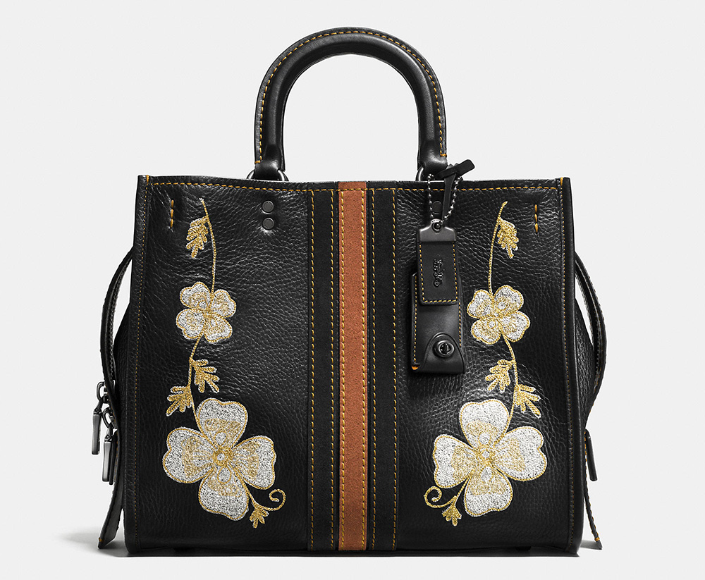 Coach-Western-Embroidery-Rogue-Bag