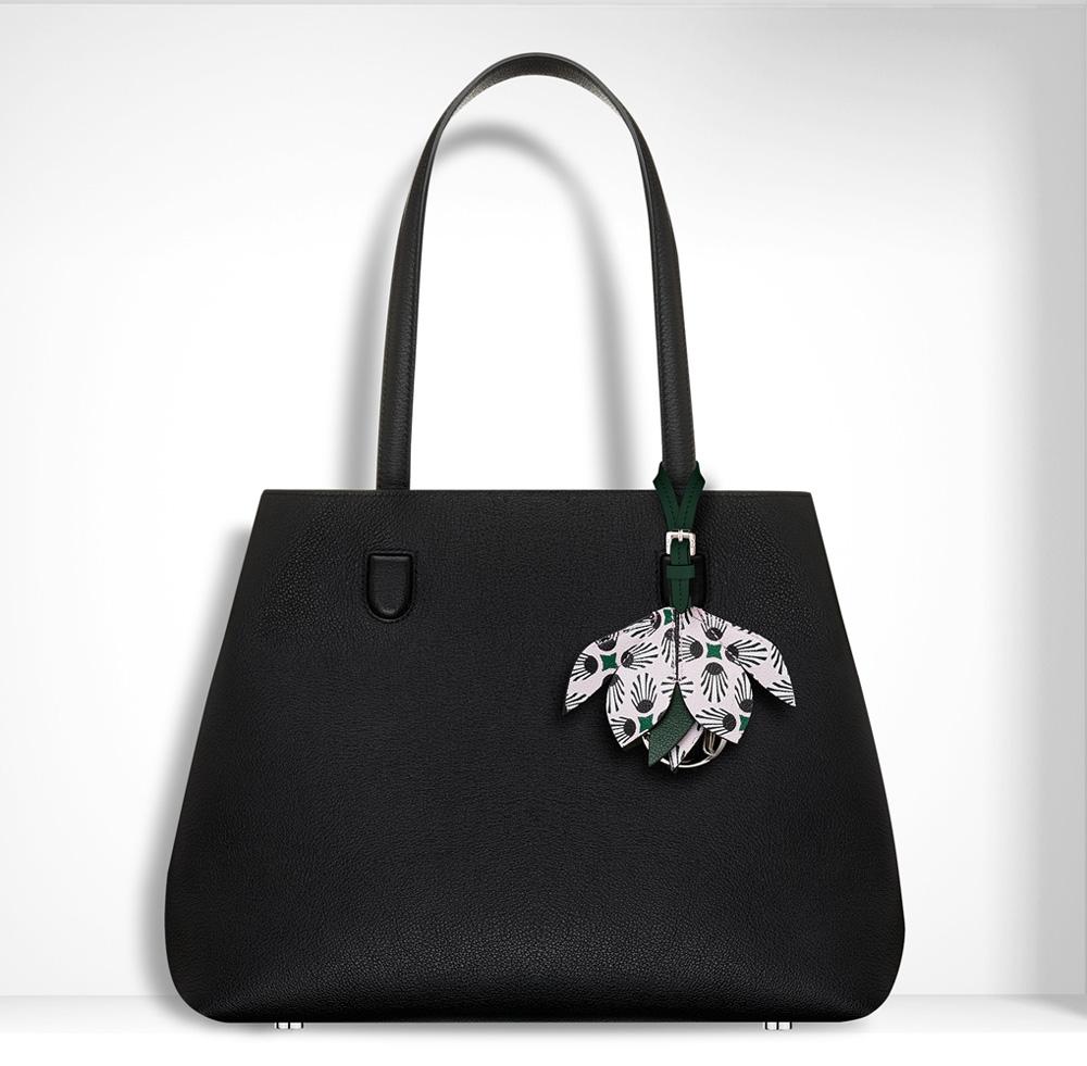 Dior-Blossom-Shopper-Black