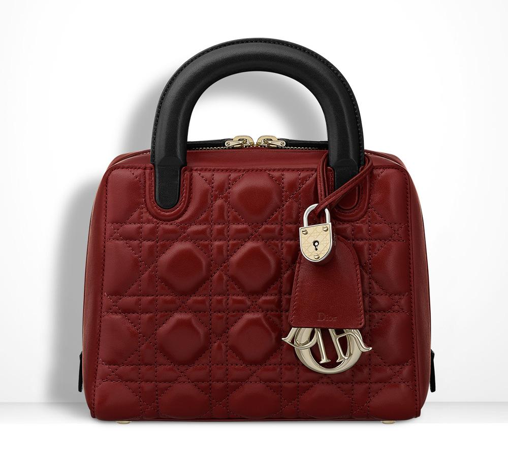 Dior-Lily-Bag-Red-Black