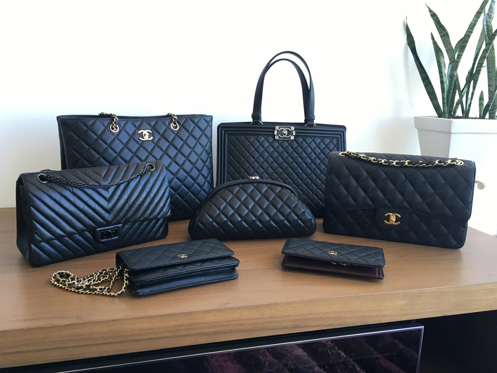 7a6e3d8c688a One Big Happy Family: Check Out Our PurseForum Members' Epic Chanel  Family