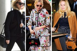 The Many Bags of Margot Robbie