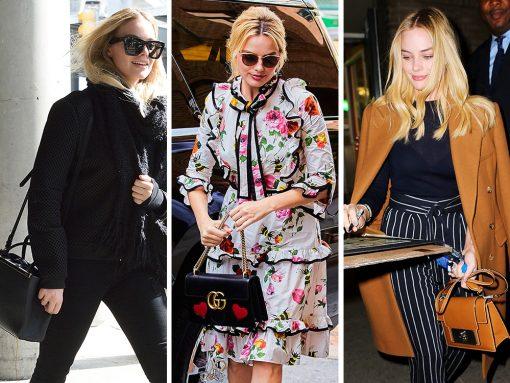 Margot-Robbie-Designer-Bags
