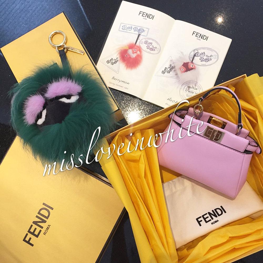 tPF Member: Missloveinwhite Shop Bag Bug: $736 via Vestiaire Collective Shop Bag Charm: $1,550 via Nordstrom