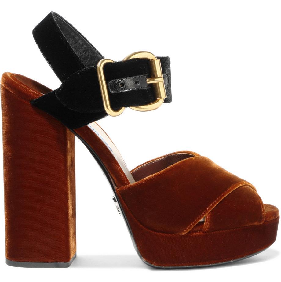 Prada-Velvet-Sandals