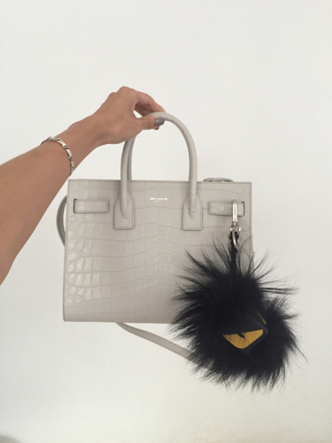 tPF Member: Sbuxaddict Shop: $650 via Bergdorf Goodman  Bag: Saint Saint Laurent Sac De Jour Baby Croc-Embossed Leather Tote Shop: $2,790 via Saks