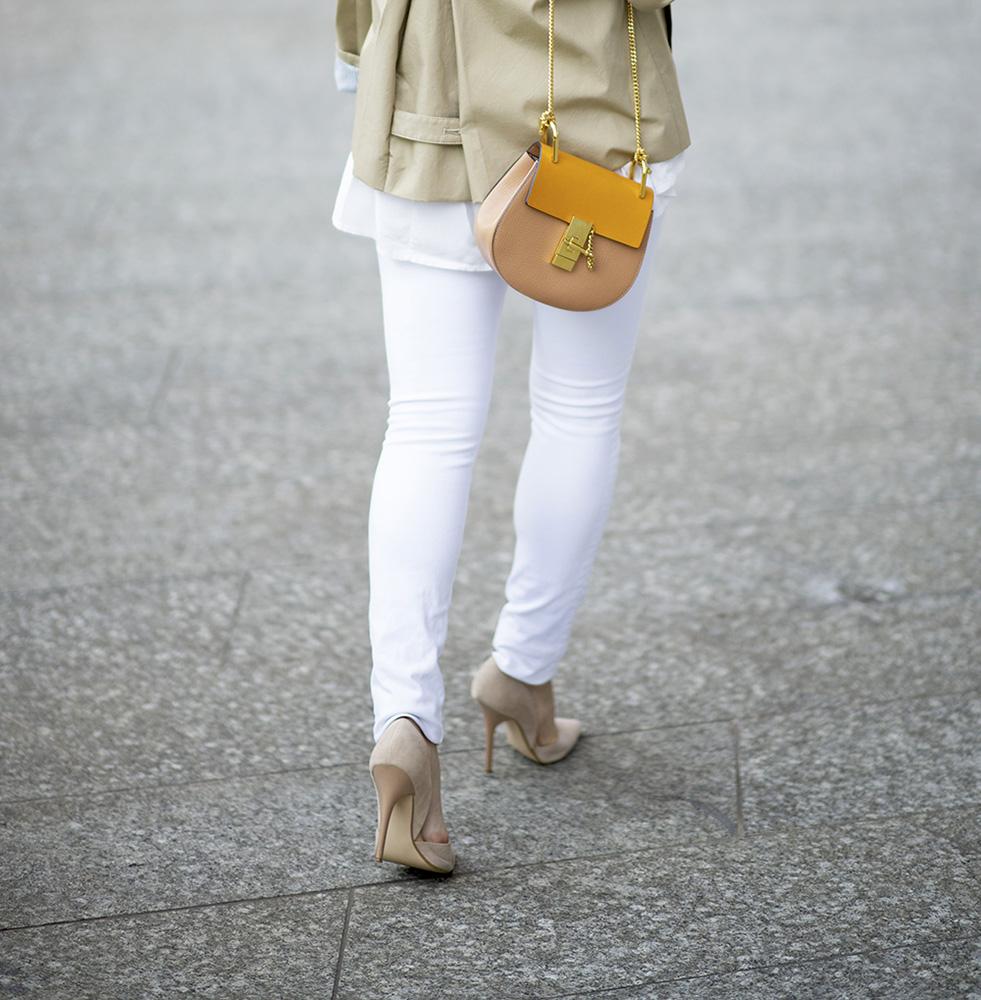 tPF Member: Ally Noriega Bag: Chloé Drew Crossbody Bag  Shop: $1,250 via Net-a-Porter