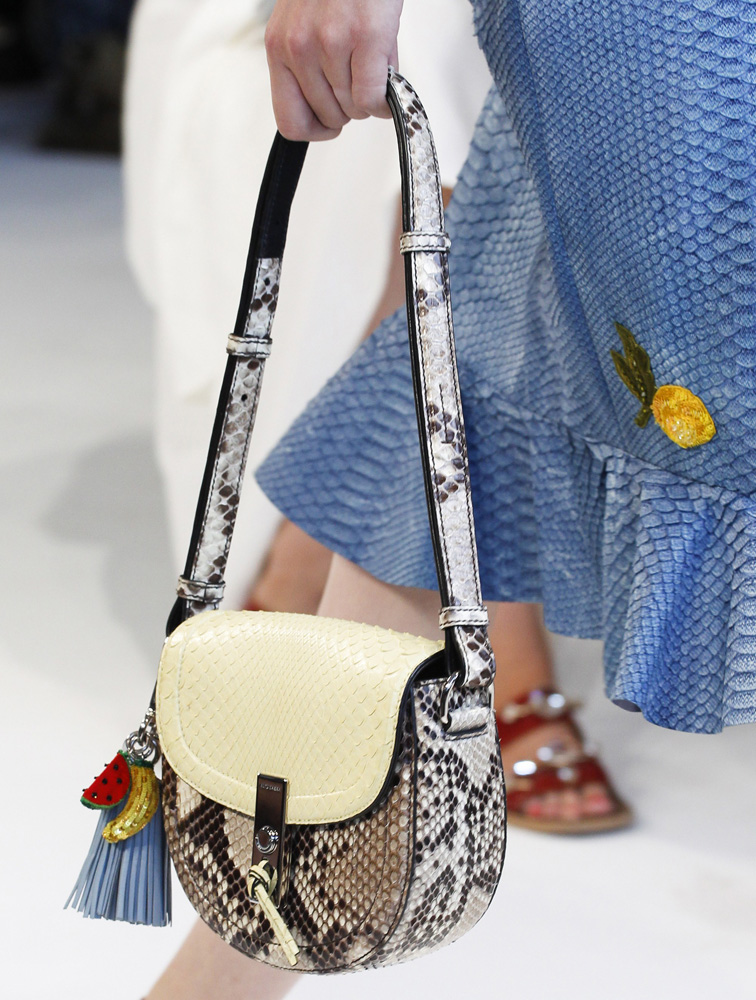Atcl S Hot 25 Spring 2017 Bags Off The Nyfw Runway About That