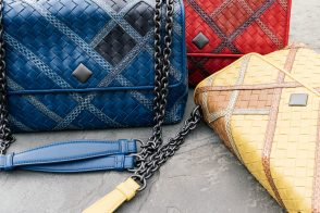 A Closer Look at the Exclusive Bottega Veneta Olimpia Intrecciato Bag for Bergdorf Goodman