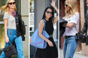 Celebs Love Chanel and Chloé Bags, but a New Alexander Wang Style is Gaining Traction