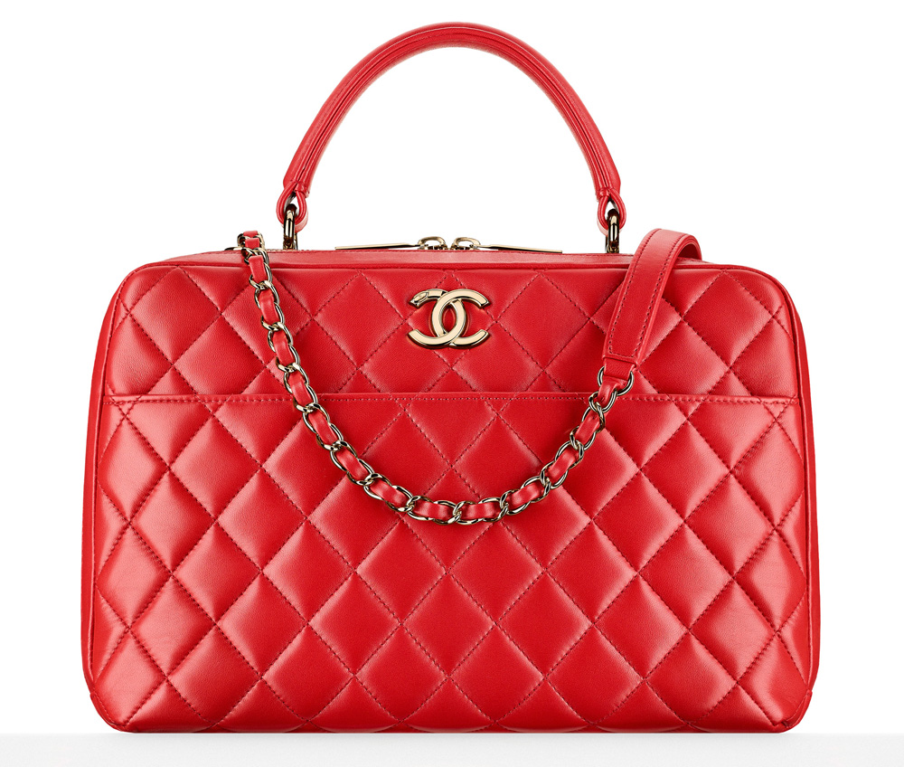 Check Out 59 of Chanel's Beautiful Fall 2016 Bags ...