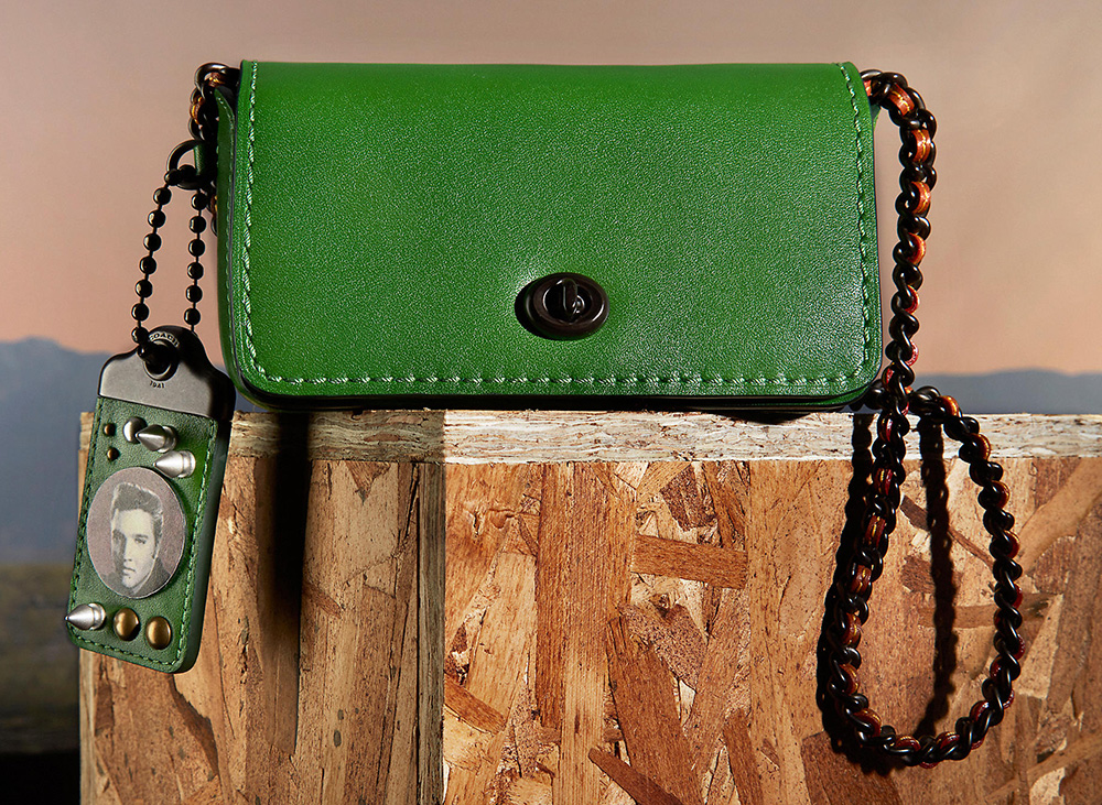 coach-dinky15-with-elvis-charm-green