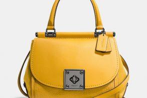Introducing the Coach Drifter Bag
