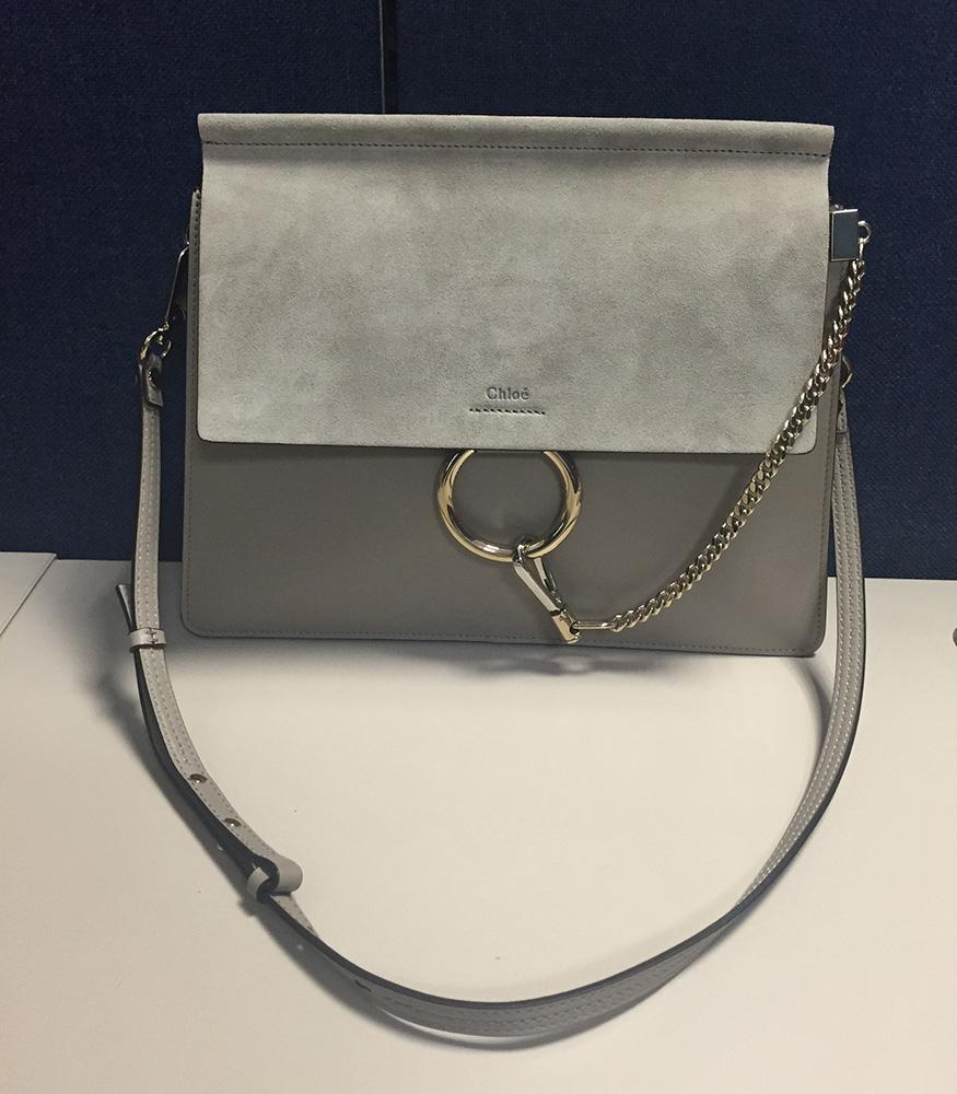 tPF Member: Elena.Vasquez Bag: Chloé Faye Flap Shoulder Bag Shop: $1,950 via Neiman Marcus